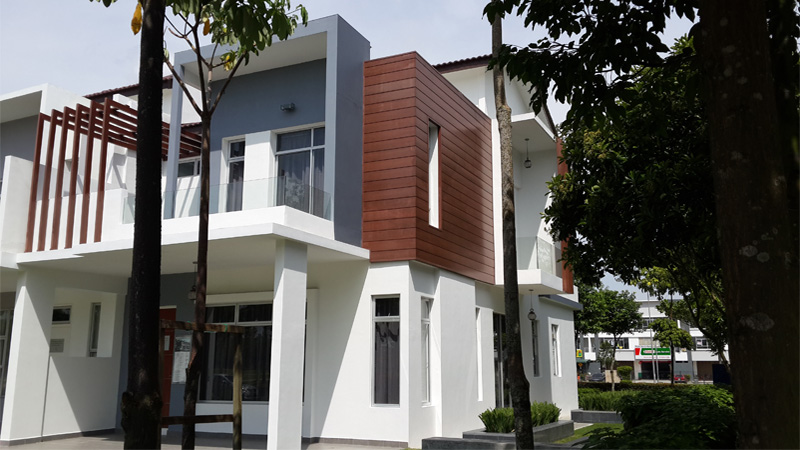 135 Units Double Storey Terrace House Cardena_SetiaEcoGarden_Johor