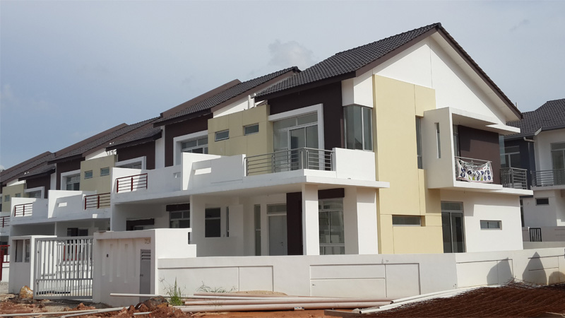 140 Units Double Storey Terrace House Avatha 2_SetiaEcoGarden_Johor