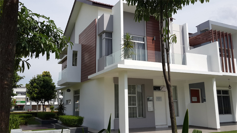 340 Units Double Storey Terrace House Pandora 1 & 2_SetiaEcoGarden_Johor