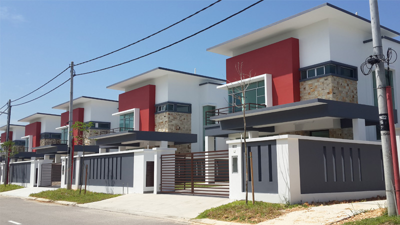 80 Units Double Storey Semi-D at Taman Daiman Jaya,Kota Tinggi_Johor