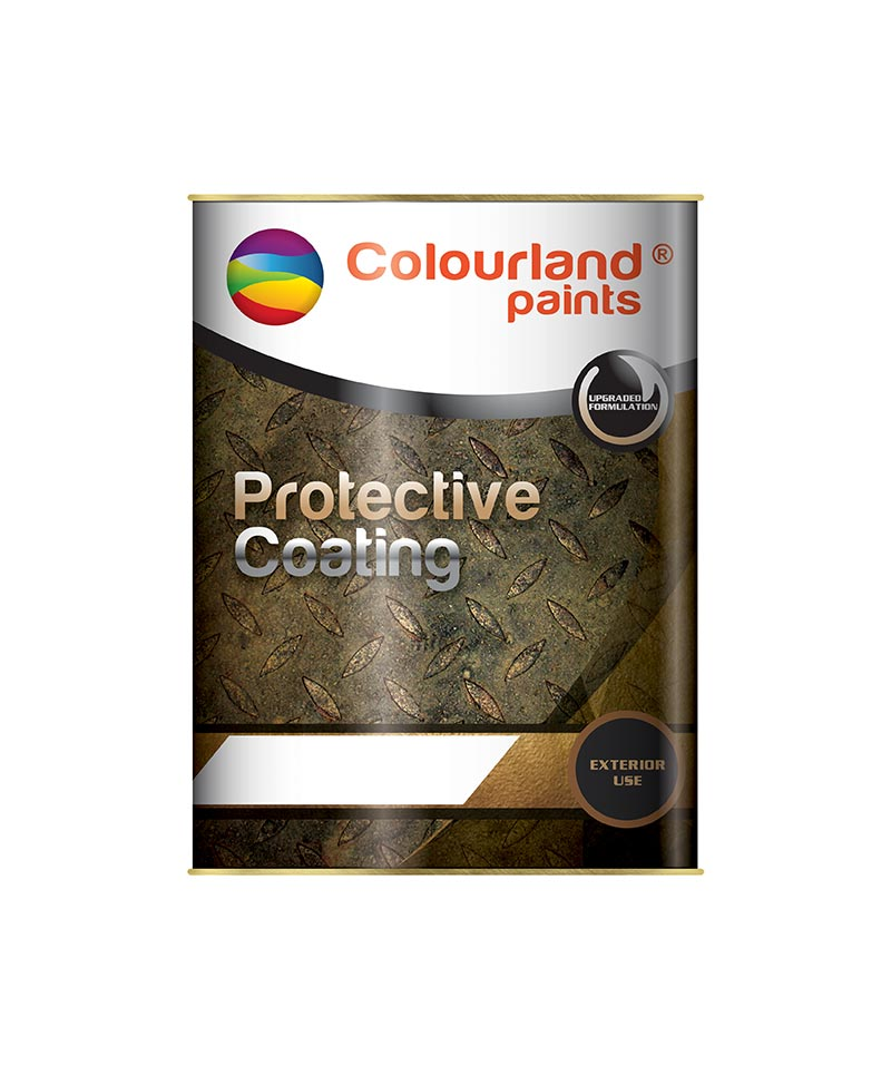 Colourland Paints Malaysia - Eco Technology Care - Grey Green Zinc