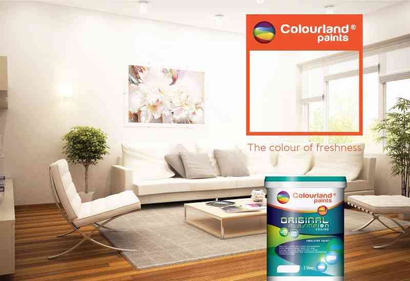 Colourland Paints Malaysia - Eco Technology Care